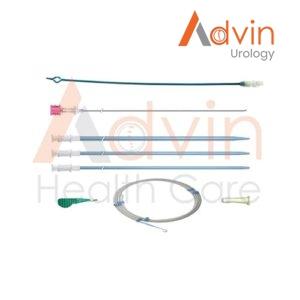 Malecot Catheter KIT