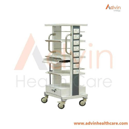 Medical Monitor Cart