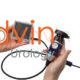 Portable Endoscope Camera