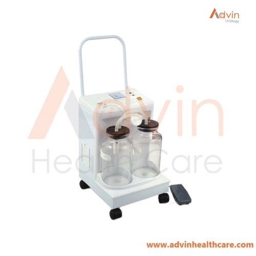 Single & Double Jar Suction Machine